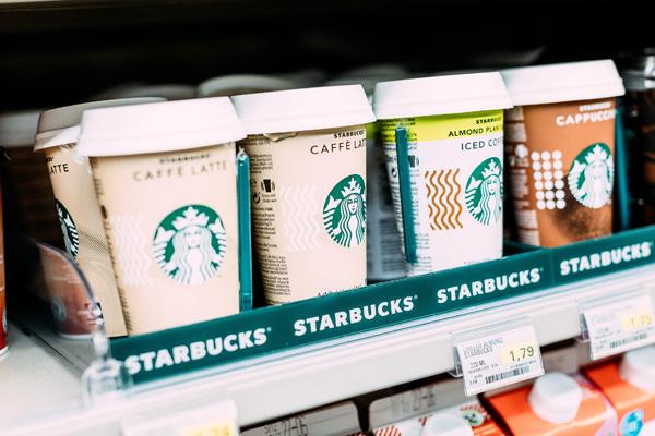 Starbucks Brandman